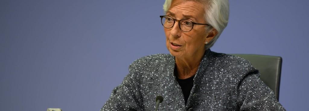 Portrait Christine Lagarde © European Central Bank 2020